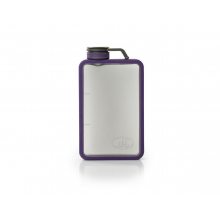 Boulder Flask 6 Oz Purple by GSI Outdoors