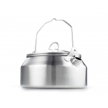Glacier Stainless Tea Kettle- 1 Qt. by GSI Outdoors