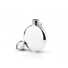 Glacier Stainless 5 Fl. Oz. Classic Flask by GSI Outdoors