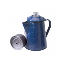 8 Cup Percolator- Blue