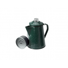 8 Cup Percolator- Green by GSI Outdoors