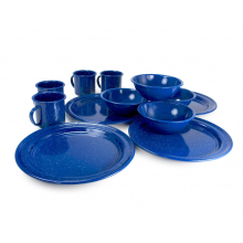 Sierra Table Set- Blue by GSI Outdoors