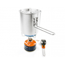 Glacier Stainless Explorer Set by GSI Outdoors
