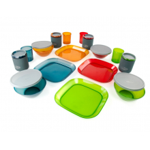 Infinity 4 Person Deluxe Tableset- Multicolor by GSI Outdoors