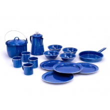 Pioneer Camp Set- Blue by GSI Outdoors