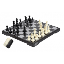 Basecamp Magnetic Chess/Checkers by GSI Outdoors