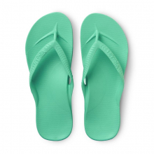 Arch Support Flip Flops - Mint by Archies