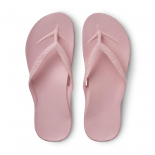 Arch Support Flip Flops - Pink by Archies