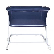 Sunset Dreaming Portable Bassinet - Blue