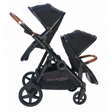 Maverick Combo Package with Extra Toddler Seat - Eclipse (Black)
