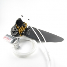 Quest 11 Rudder Kit/Twist N St by Hobie