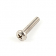 "Screw 1/4-20 X 1"" Btn Hd"