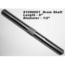 Drum Shaft Mirage