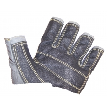 Gloves-Fingerless Sticky