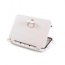 Rectangular Hatch Assy White
