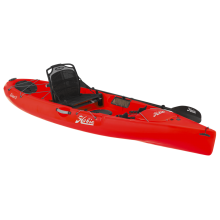 2018 Hobie Quest 11 in Red Hibiscus by Hobie in East Lansing Mi