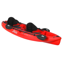 2018 Hobie Kona Deluxe Model in Red Hibiscus by Hobie in Milford Oh
