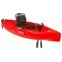 2018 Hobie Mirage Sport in Red Hibiscus by Hobie