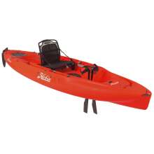 2018 Hobie Mirage Outback in Red Hibiscus by Hobie in Jonesboro Ar