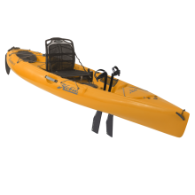 2018 Hobie Mirage Revolution 11 in Papaya by Hobie in Milford Oh