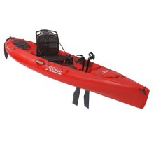 2018 Hobie Mirage Revolution 11 in Red Hibiscus by Hobie in New York Ny