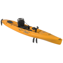 2018 Hobie Mirage Revolution 13 in Papaya by Hobie in Ponderay Id