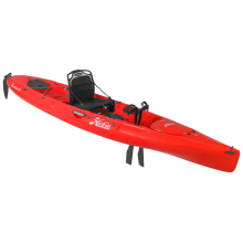 2018 Hobie Mirage Revolution 13 in Red Hibiscus by Hobie in New York Ny