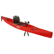 2018 Hobie Mirage Revolution 16 in Red Hibiscus by Hobie in Springfield Mo