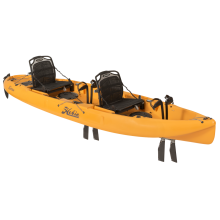 2018 Hobie Mirage Outfitter in Papaya by Hobie in Milford Oh