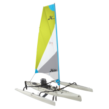 2018 Hobie Mirage Adventure Island in Dune by Hobie in Milford Oh