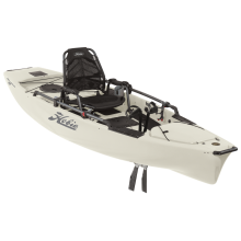 2018 Hobie Mirage Pro Angler 12 in Dune by Hobie in Jonesboro Ar