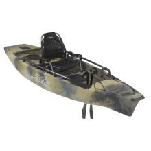 2018 Hobie Mirage Pro Angler 12 in Camo by Hobie in Ponderay Id