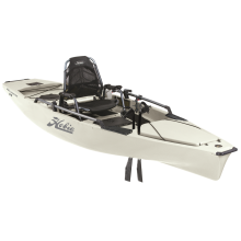 2018 Hobie Mirage Pro Angler 14 in Dune by Hobie in Ponderay Id