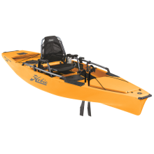 2018 Hobie Mirage Pro Angler 14 in Papaya by Hobie in Chicago Il