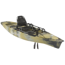 2018 Hobie Mirage Pro Angler 14 in Camo by Hobie in East Lansing Mi