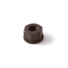 Nut 1/4-20 Nylon Blk by Hobie