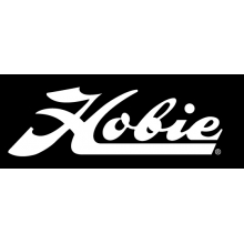 Decal Hobie Script Wht by Hobie