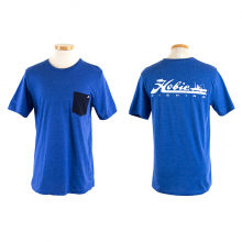 Fishing R Blue/Wht S/S L by Hobie