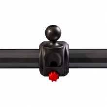 1 Ram Ball / H-Rail