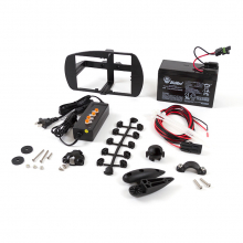 Fishfinder Rudder Install Kit