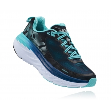 Women's Bondi 5 Wide by HOKA ONE ONE in Boston Ma