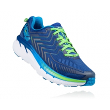 Men's Clifton 4 Wide by HOKA ONE ONE in Boston Ma