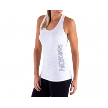 Women's Hoka Jacquard Tank by HOKA ONE ONE in Encinitas Ca