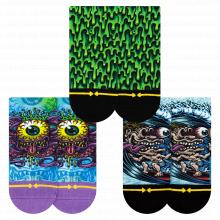 Jimbo Phillips Baby Sock 3 Pack by Merge4
