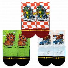 Steve Caballero Baby Sock 3 Pack by Merge4
