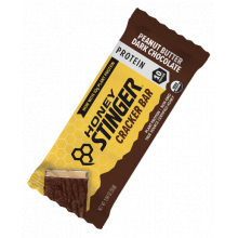 Cracker Bar - 1.94 oz Bar Box of 12- Peanut Butter Dark Chocolate