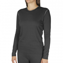 Women's Bi-Ply Crewneck by Hot Chillys in Westminster CO