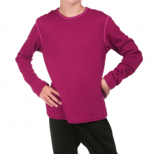 Kid's Bi-Ply Crewneck