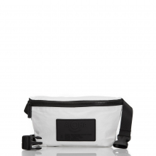 White Mini Hip Pack by ALOHA Collection
