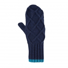 Women's Cable Sweater Mitten by Ibex